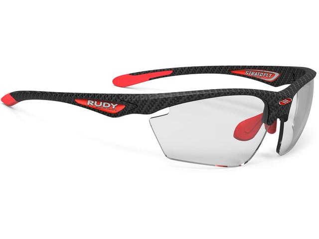 Rudy Project Stratofly Glasses carbonium - impactx photochromic 2 black